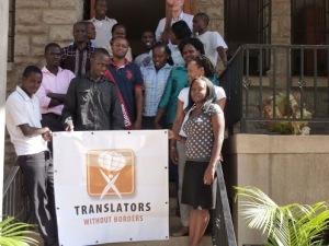 TranslatorsWithoutBordersCentreKenya