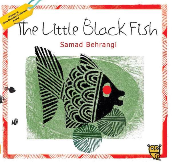 The Little Black Fish Cover (c) Tiny Owl 2015