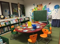 MikkeliLibraryChildrensSection