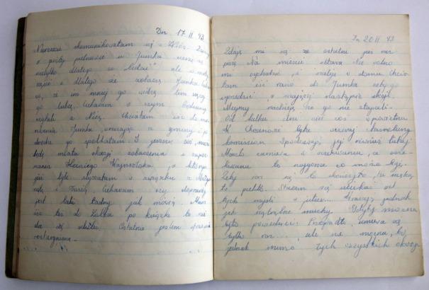 Le journal de Rutka Laskier - The diary of Rutka Laskier